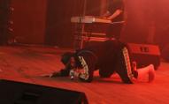 «По кайфу»: Олег Кензов з'явився на власному концерті п'яним. ВІДЕО