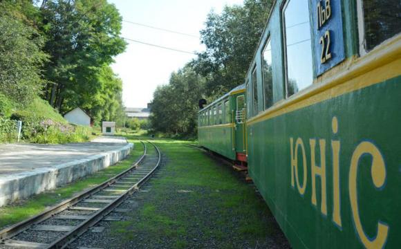 Як у Луцьку «рятують» дитячу залізницю