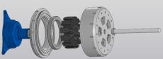 Студент придумав електродвигун за допомогою 3D друку