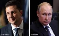 Зеленський розповів про майбутні розмови з Путіним