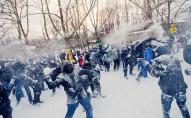 Організаторів гри в сніжки оштрафували на 11 тисяч євро