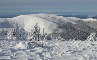 У Карпатах зберігається загроза сходження снігової лавини