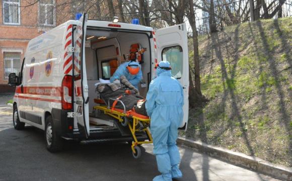 Пожежа у Володимирі-Волинському: жінку госпіталізували