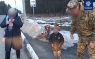 На Волині 5-річний хлопчик катався на велосипеді по автотрасі. ФОТО