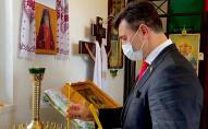 Помолився у церкві: Тищенко, який напав на Лероса, поставив свічку за його здоров'я