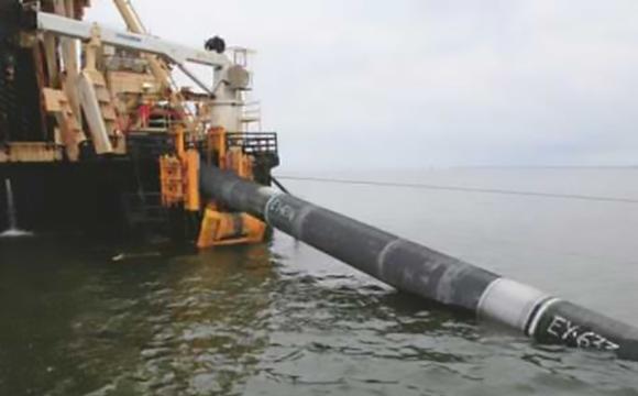 """Будівництво """"Північного потоку-2"""" продовжиться в грудні"""