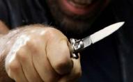Під час складання адмінпротоколу волинянин вдарив ножем поліцейського