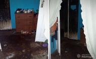 Образився через спадок: чоловік підпалив будинок з 4-річною дитиною. ФОТО