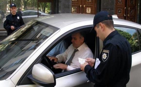 Усунете несправність на місці - можете їхати далі, за що водіїв штрафує поліція