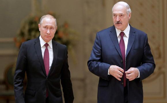 Росія надасть Білорусі один мільярд доларів кредиту
