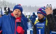 Російський спортивний коментатор спричинив міжнародний скандал
