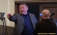 «Я не хочу бачити морд ваших», - голова Волинської ОДА нахамив депутатам. ВІДЕО