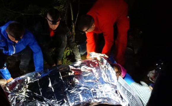 У Карпатах від вибуху загинули двоє туристів, ще четверо травмовано. ФОТО