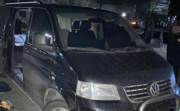 Масштабна крадіжка на Волині: зухвалих «гастролерів» затримали за дві години. ФОТО
