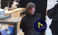 У центрі Луцька чоловік виламав двері магазину: хотів викрасти сигарети. ФОТО