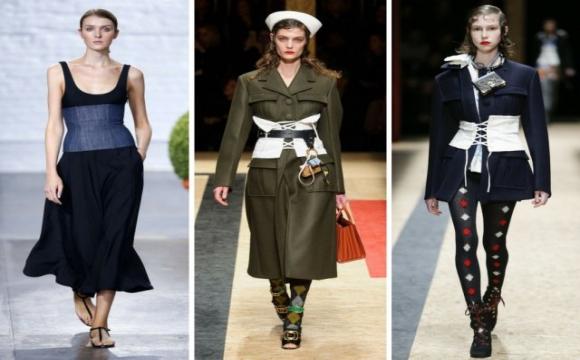 У моду ввійшов корсет: як і з чим одягати