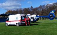 Доставили на гелікоптері: у 15-річного підлітка підозрюють гострий інсульт