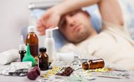 На Волині зростає захворюваність на грип та гострі респіраторні вірусні інфекції