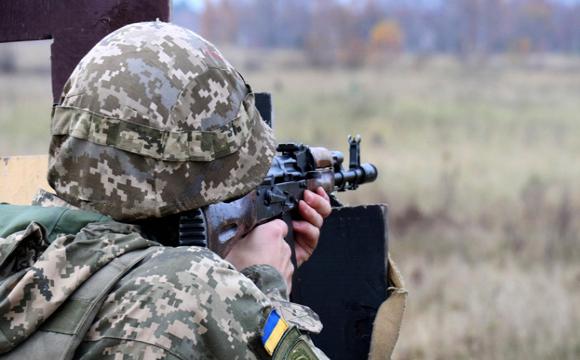 У суботу на Донбасі було зафіксовано 10 порушень режиму припинення вогню