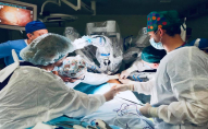 У Львові робот вперше зробив операцію пацієнту. ФОТО