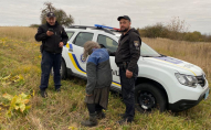Заблукала через вік: поліція чотири дні шукала 78-річну волинянку. ФОТО