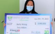 Через власну помилку жінка розбагатіла на $2 млн