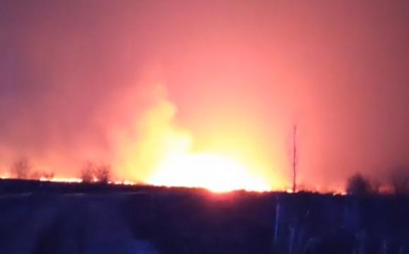 У Нововолинську сталася пожежа. ВІДЕО
