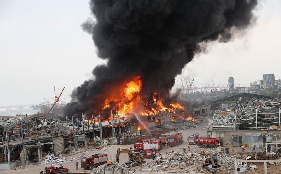 Найстрашніші вибухи 21 сторіччя