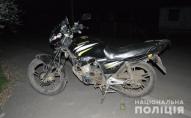 На Ковельщині мотоцикліст збив 2-річну дівчинку. ФОТО