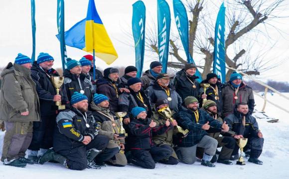 Луцькі рибалки вибороли «срібло» на кубку України