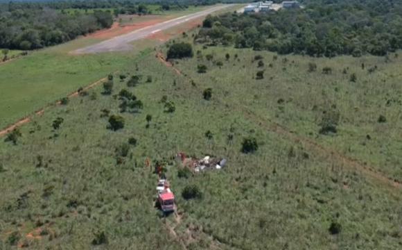 У Бразилії розбився літак із футболістами та президентом місцевого клубу