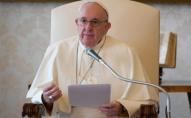 Папа Римський: людству загрожує новий всесвітній потоп