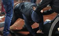 Пів сотні людей та 8 екіпажів поліції: у ресторані сталася масштабна бійка