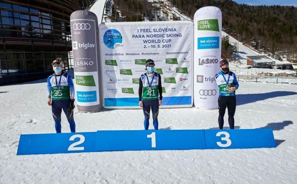 Біатлоністка з Волині здобула бронзові нагороди в Словенії