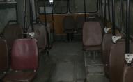 Холод в салоні, замерзлі машини - як в Луцьку в мороз їздять тролейбуси. ФОТО. ВІДЕО