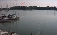 З'явилось відео авіакатастрофи: у Польщі в озеро впав вертоліт з українцями. ВІДЕО