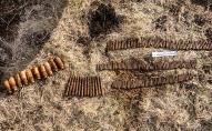 У міській школі виявили схрон з боєприпасами