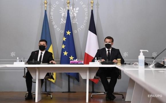 Зеленський розповів про переговори в Парижі
