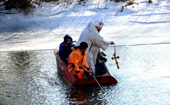 Де завтра, 19 січня, в Луцьку будуть святити воду: адреси