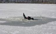 Трагедія у Ковелі: риболов провалився під лід