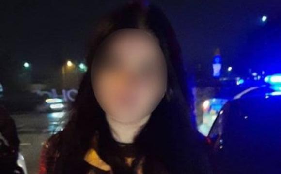 П'яна дівчина викрала машину, щоб...подивитись на головну ялинку Києва. ФОТО