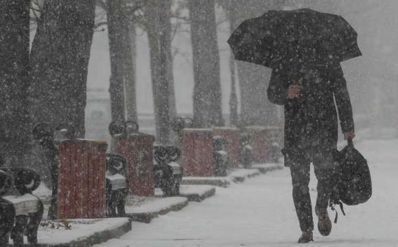 Погода на вихідні: волинян «потішать» дощ із мокрим снiгом та ожеледиця
