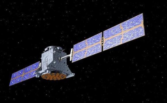 Російський військовий супутник згорів в атмосфері