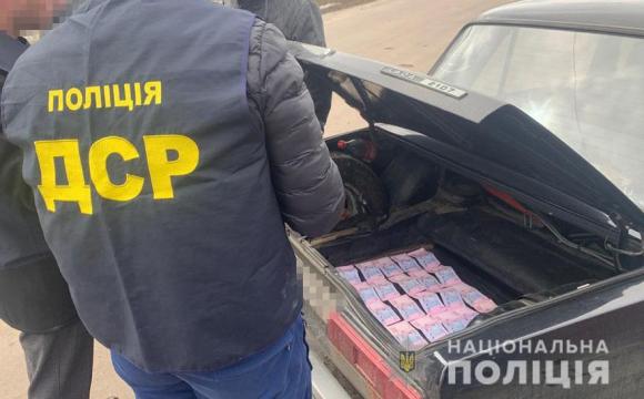 На Волині поліція затримала на хабарі інспекторів фіскальної та податкової служб