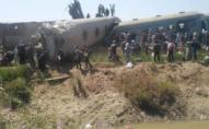 У Єгипті зіткнулись пасажирські поїзди: загинули 32 людини. ВІДЕО