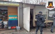 На ринку «Лучеськ» знову виявили сурогат. ФОТО