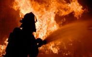 На Горохівщині в пожежі загинув чоловік