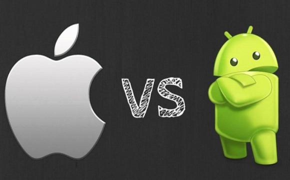 Вічна суперечка: що краще iPhone чи Android