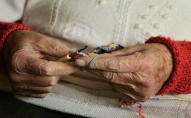 Жінка задушила свою подругу-пенсіонерку. ВІДЕО