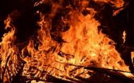 На Волині у пожежі загинула людина